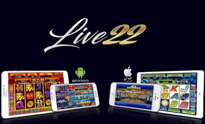 Live22 ค่ายเกมยอดนิยม สล็อตออนไลน์สุดฮิต