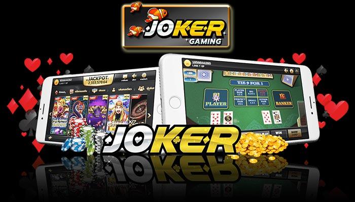 joker123 เว็บเกมมาแรงแห่งปี 2021 หารายได้ง่ายๆ แค่เล่นเกม